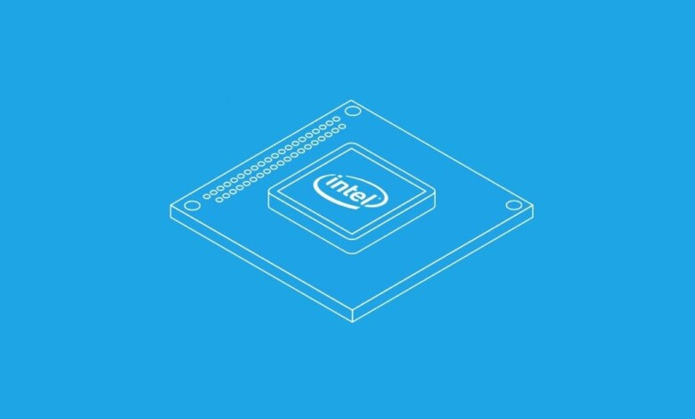 intel cpu procesador